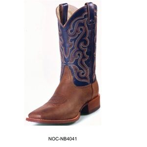 Nocona Ranch Hand Collection Western Boots 9.5D